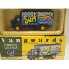 Vanguards VA8002 Bedford S Type Van Surf Boxed 1/64