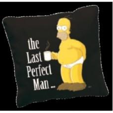 simpsons homer last perfect man