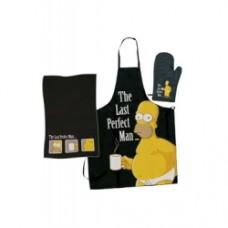 Simpsosn Homer Set cucina