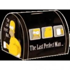 Simpsons homer salvadanaio last man