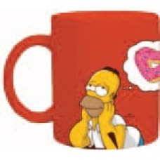 simpsons homer mug so sweet