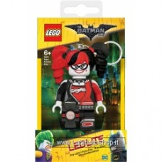 Lego: Batman Movie Mini-Flashlight with Keychains Harley Quinn