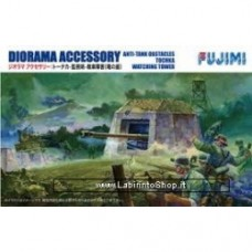 Fujimi WA31 World Armor Diorama Accessory Tochka 1/76 scale kit