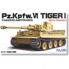 FUJIMI German Pz.Kpfw.VI Tiger I early version