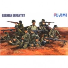 FUJIMI German Infantry (Plastic model)