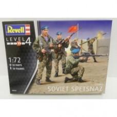 Revell 02533 - Soviet Spetsnaz 1:72 Plastic Figures