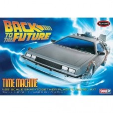 Back To the Future II Time Machine Snap mark I