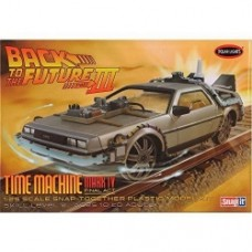 Back To the Future II Time Machine Snap mark IV