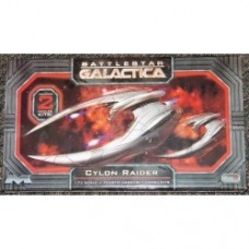 Moebius Battlestar Galactica Advanced Cylon Raider 2 pack model kit 1/72