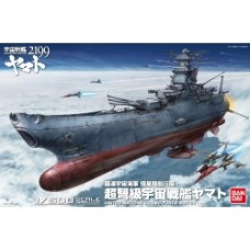 Star Blazers 2199 1/500 Space Battleship Yamato United Nation Cosmo Force BBY-01 Model Kit