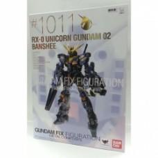BANDAI GFF 1011 RX-0 UNICORN GUNDAM 02 BANSHEE METAL COMPOSITE ACTION FIGURE