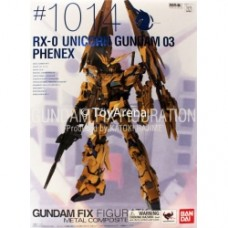 Gundam Fix Figuration Metal Composite RX-0 Unicorn Gundam 03 Phenex