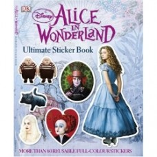 Alice in Wonderland (Ultimate Sticker Books)