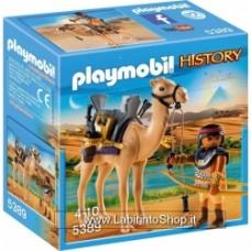 5389 Guerriero Egizio con Cammello