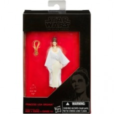Black Series Star Wars, 2015 Princess Leia Organa [A New Hope] Exclusive Action Figure
