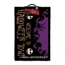 Nightmare Before Christmas Doormat Halloween Town 40 x 60 cm