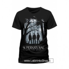 Supernatural T-Shirt Group Outline
