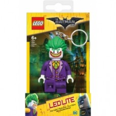 Lego Batman Movie Mini-Flashlight with Keychains Joker
