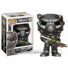 Pop! Games: Fallout 4 - X-01 Power Armor