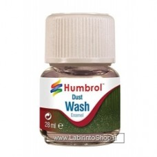 Humbrol 28ml Enamel Wash (Dust)