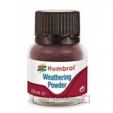 Humbrol 28ml Weathering Powder (Dark Earth)