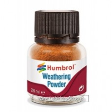 Humbrol 28ml Weathering Powder (Rust)