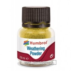 Humbrol 28ml Weathering Powder (Sand)