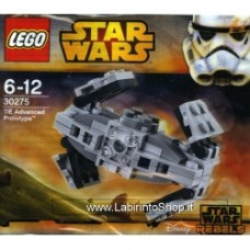 Lego -  Star Wars - TIE Advanced Prototype - Mini polybag