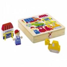 play puzzle mezzi di locomozione