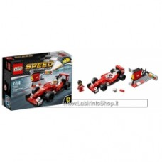 Lego - Speed - 75879 – Scuderia Ferrari SF16-H