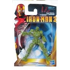iron man2 movie 3-inch action figures drone