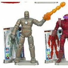 Iron Man 2 Comic Action Figures