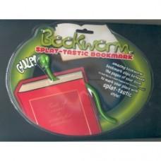 bookworm segnalibro verme
