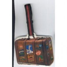 porta nome per valigia valigia grandi viaggi