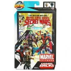 marvel universe comic packs nightcrawler storm
