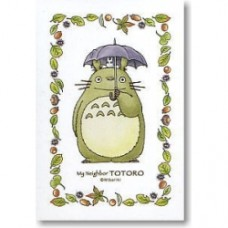 My Neighbor Totoro - With an open umbrella