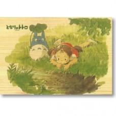 Jigsaw Puzzle My Neighbor Totoro