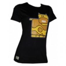 Teschi t-shirt tagli s