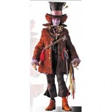 Mad Hatter (Johnny Depp) 30 cm