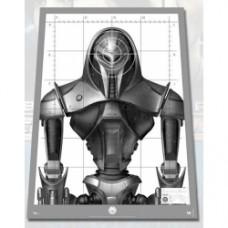 Cylon Centurion Target-Poster 47 x 57