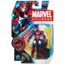 Marvel Universe Iron Patriot