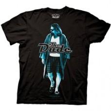 Big Lebowski T-shirt nera Tagli M