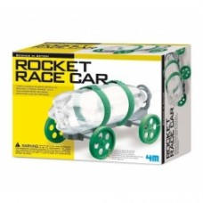 4m kit science in action - rocket race car