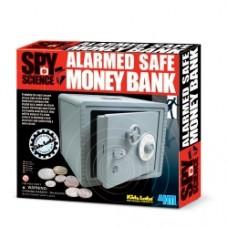 4m Spy Science - Alarmed Safe Money Bank!