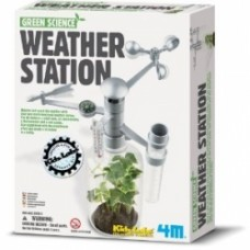 4 M Weather Station