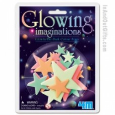 4M Glowing Imaginations Glow Color Stars