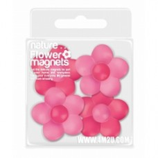 Flowers magnets