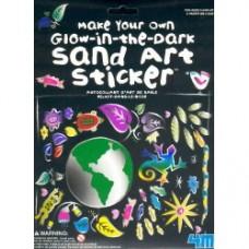 4m sand art stikers