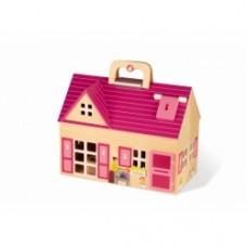 janod casa di legno