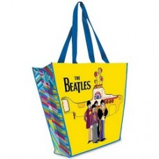 beatles shopping tote